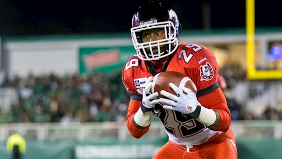 Calgary Stampeders re-sign defensive back Jamar Wall