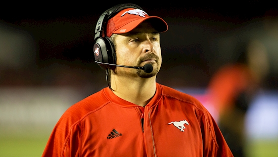 Stamps promote Pat DelMonaco to offensive coordinator