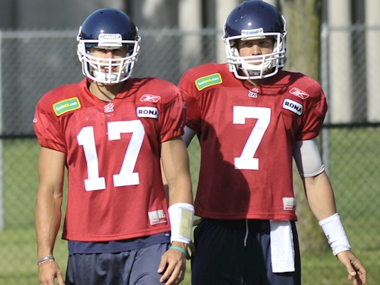 Edmonton Eskimos head coach Scott Milanovich no stranger to current CFL quarterback club
