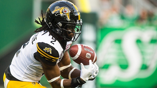 Ticats sign Adeleke to two-year extension
