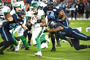 Toronto's loss is Halifax's gain as Touchdown Atlantic, fuelled by Rider Nation, sells out in one day