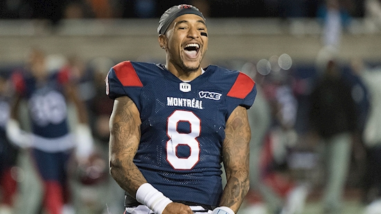 Alouettes starter Adams Jr. looking to build upon stellar 2019 season