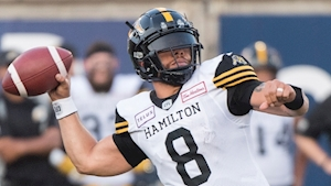 Hamilton Tiger-Cats re-sign QB Jeremiah Masoli- TSN.ca